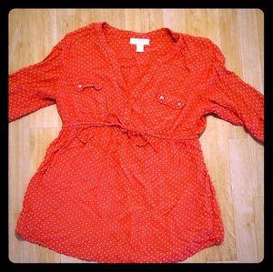 Maternity Shirt Size XL